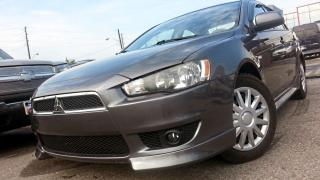 Used 2010 Mitsubishi Lancer SE / AUTO / 75k ! / Accident Free for sale in North York, ON