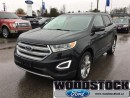 Used 2015 Ford Edge Titanium - AWD for sale in Woodstock, ON
