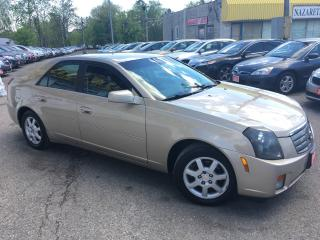 Used 2005 Cadillac CTS 2.8L for sale in Scarborough, ON