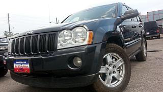 Used 2007 Jeep Grand Cherokee Laredo TRAIL RATED, DIESEL, LEATHER for sale in North York, ON