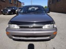 Used 1995 Toyota Corolla ALL SERVICE RECORD,WAGEN,VERY CLEAN,NO RUST for sale in North York, ON