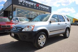 Used 2006 Honda CR-V EX | 6-CD Changer | Power Locks & Windows for sale in Markham, ON