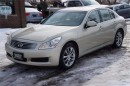 Used 2007 Infiniti G35 Luxury ** Rare Colour - In Mint Condition ** for sale in North York, ON