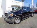 Used 2014 GMC Sierra 1500 SLT Z71 4x4, Crew, Nav, Sunroof, Cooled Seats for sale in Langley, BC