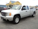 Used 2012 GMC Sierra 1500 SLE ExtCab Z71 4X4 8ftBox 5.3L for sale in Brantford, ON