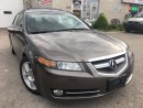 Used 2008 Acura TL LEATHER_SUNROOF_LOW KMS for sale in Oakville, ON