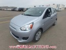 Used 2015 Mitsubishi Mirage ES 5D Hatchback AT 1.2L for sale in Calgary, AB