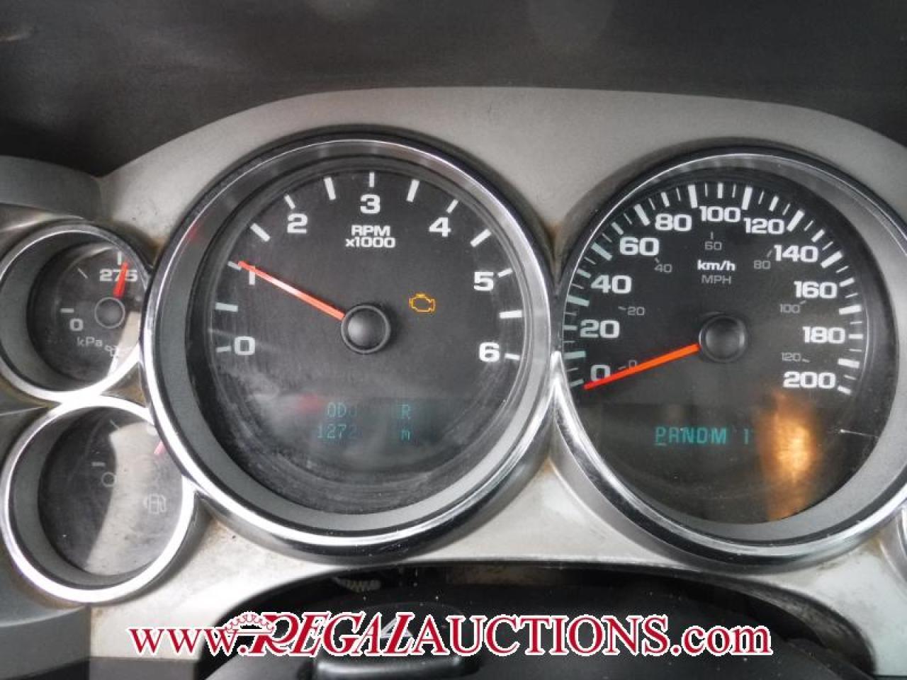 2011 Chevrolet 3500 SILVERADO WT CREW FLAT DECK 4WD 6.0L