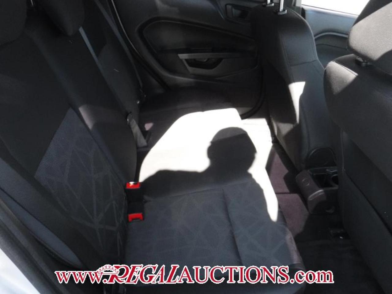 2011 Ford FIESTA SEE 4D HATCHBACK