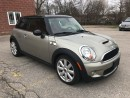Used 2008 MINI Cooper S - NO ACCIDENT - SAFETY INCLUDED for sale in Cambridge, ON