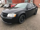 Used 2008 Dodge Avenger NO ACCIDENT - SAFETY INCLUDED for sale in Cambridge, ON