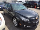 Used 2013 Chevrolet Cruze LT Turbo - SAFETY INCLUDED for sale in Cambridge, ON