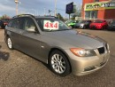 Used 2008 BMW 328xi AWD - NO ACCIDENT - SAFETY INCLUDED for sale in Cambridge, ON