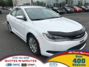 Used 2016 Chrysler 200 LX | KEYLESS ENTRY | EXECUTIVE DESIGN for sale in London, ON