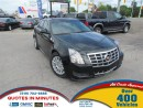 Used 2013 Cadillac CTS 3.0L | LUXURY PACKAGE | SUNROOF | LEATHER for sale in London, ON