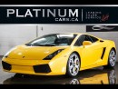 Used 2004 Lamborghini Gallardo E-GEAR, AWD, LEATHER for sale in North York, ON