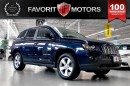 Used 2014 Jeep Compass North AWD | LTHR | PWR WINDOWS | CRUISE CONTROL for sale in North York, ON