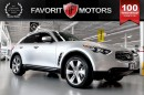 Used 2010 Infiniti FX50 S AWD | LTHR | NAV | 360° CAM | REAR DVD for sale in North York, ON