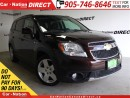 Used 2013 Chevrolet Orlando 1LT| LOW KM'S| HEATED SEATS| OPEN SUNDAYS| for sale in Burlington, ON
