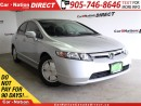 Used 2007 Honda Civic Hybrid | LOCAL TRADE| LOW KM'S| for sale in Burlington, ON