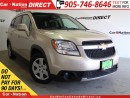 Used 2012 Chevrolet Orlando 1LT| ONE PRICE INTEGRITY| WE WANT YOUR TRADE| for sale in Burlington, ON