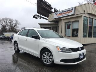 Used 2013 Volkswagen Jetta Trendline for sale in Kitchener, ON
