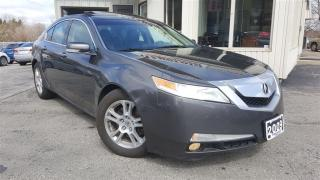 Used 2009 Acura TL Technology Package - NAV! BACK-UP CAM! for sale in Kitchener, ON
