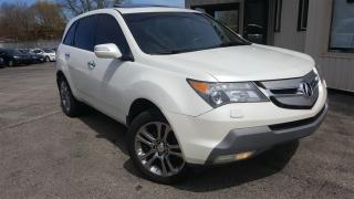 Used 2008 Acura MDX Technology Package - NAV! CAMERA! for sale in Kitchener, ON