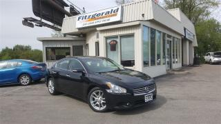 Used 2010 Nissan Maxima S - LEATHER! SUNROOF! HEATED SEATS! for sale in Kitchener, ON