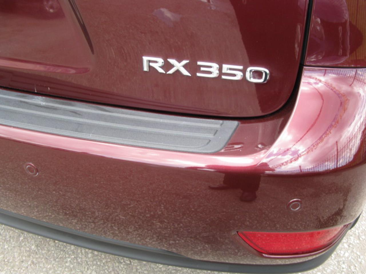 2015 Lexus RX 350 AWD TOURING PKG. NAVIGATION