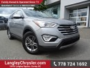 Used 2016 Hyundai Santa Fe XL Limited ACCIDENT FREE w/ ALL-WHEEL DRIVE, PANORAMIC SUNROOF & LEATHER UPHOLSTERY for sale in Surrey, BC