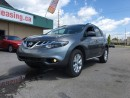Used 2014 Nissan Murano $132.35 BI WEEKLY! $0 DOWN!  AWD! LEATHER! BACKUP CAM! for sale in Bolton, ON