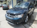 Used 2014 Dodge Journey LOADED R/T EDITION 5 PASSENGER 3.6L - V6.. AWD.. LEATHER.. HEATED SEATS.. POWER SUNROOF.. CD/AUX/USB INPUT.. for sale in Bradford, ON