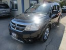 Used 2012 Dodge Journey LOADED R/T EDITION 5 PASSENGER 3.6L - V6.. AWD.. LEATHER.. HEATED SEATS.. POWER SUNROOF.. CD/AUX/USB INPUT.. for sale in Bradford, ON