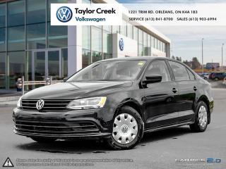 Used 2015 Volkswagen Jetta Trendline 2.0 5sp for sale in Orleans, ON