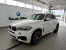 New 2017 BMW X6 xDrive50i for sale in Edmonton, AB