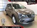 New 2017 Buick Envision Heated Leather, Rear Vision Camera, Remote Start for sale in Lethbridge, AB