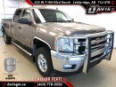 Used 2012 Chevrolet Silverado 2500HD LT-Diesel, 40/20/40 Split leather bench, HD Trailering Equipment for sale in Lethbridge, AB