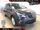 New 2017 Buick Envision Premium-AWD-Power Moonroof, Heated Leather for sale in Lethbridge, AB