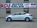 Used 2015 Hyundai Elantra GL ONLY 28000KM,1 OWNER for sale in Hamilton, ON