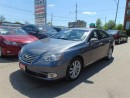 Used 2012 Lexus ES 350 NAVI-BACK-UP CAMERA-LOW KM'S!! for sale in Scarborough, ON