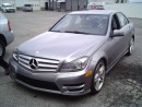 Used 2013 Mercedes-Benz C-Class C350- NAVI-AMG WHEELS-4MATIC for sale in Scarborough, ON