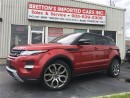 Used 2013 Land Rover Evoque Evoque Dynamic Premium Black Pack for sale in Burlington, ON