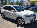 Used 2010 Acura RDX Tech Pkg/NAVI/BACKUPCAMERA/LEATHER/ROOF/ALLOYS for sale in Scarborough, ON