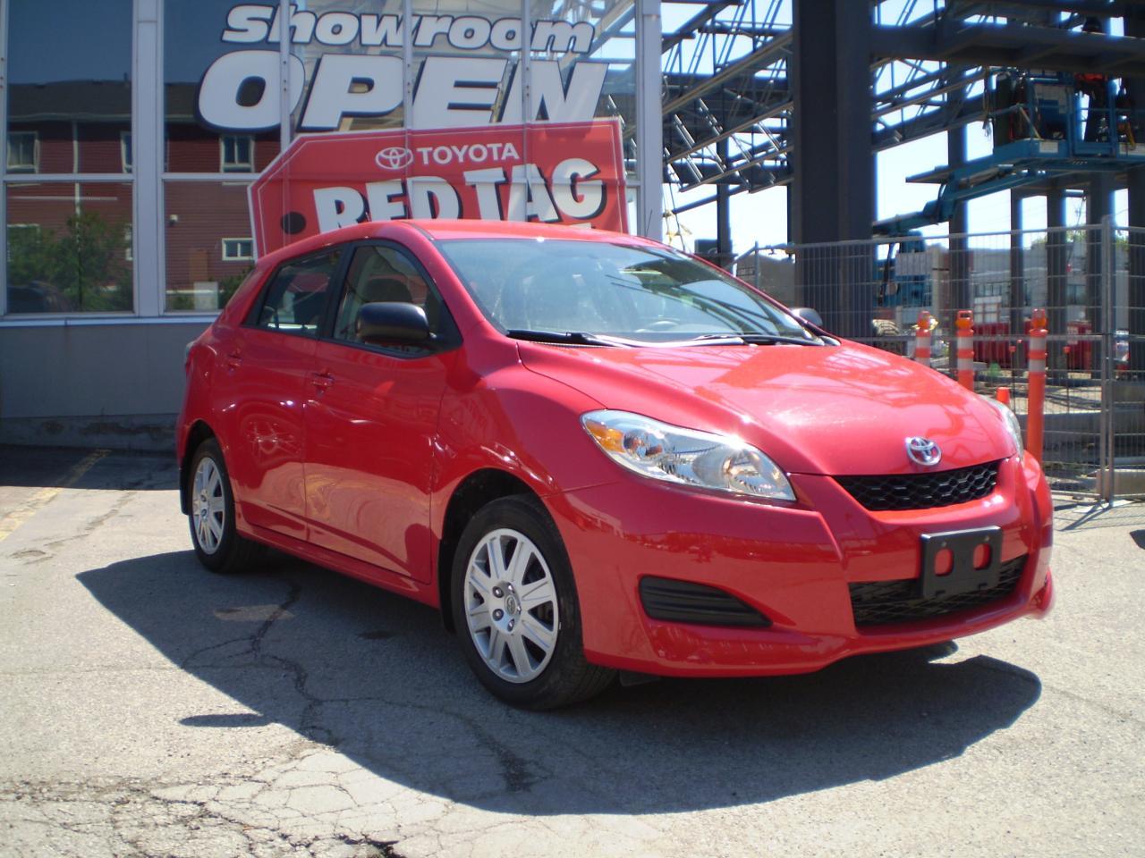 Photo of Red 2012 Toyota Matrix