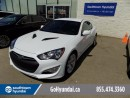Used 2014 Hyundai Genesis Coupe 2.0 Turbo Coupe for sale in Edmonton, AB