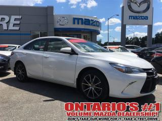 Used 2015 Toyota Camry XSE NAVIGATION-TORONTO for sale in North York, ON