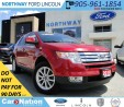 Used 2010 Ford Edge SEL | EXPANSION SALE ON NOW | PANO ROOF | for sale in Brantford, ON