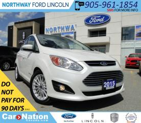 Used 2015 Ford C-MAX SEL | EXPANSION SALE ON NOW | PANO ROOF | for sale in Brantford, ON