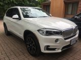 Photo of White 2016 BMW X5